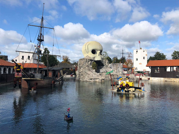 Innovation Camp 2018, Videndjurs og Legoland